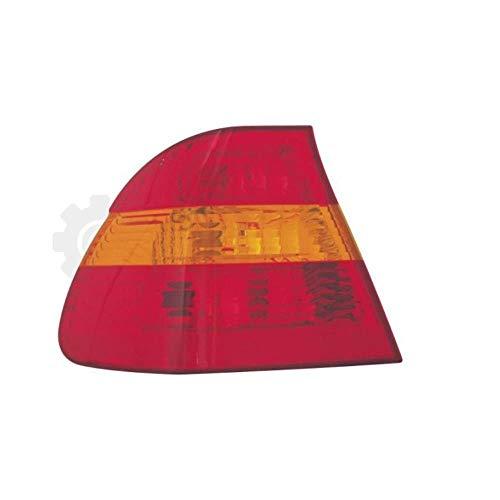 Preisvergleich Produktbild Rückleuchte rechts außen rot / gelb Typ 3 / E46 09.01->