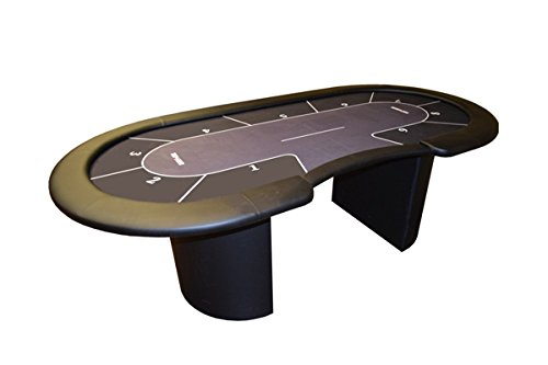 TDPOKER Mesa Cash Las Vegas XXL Poker Table: Amazon.es: Juguetes y ...