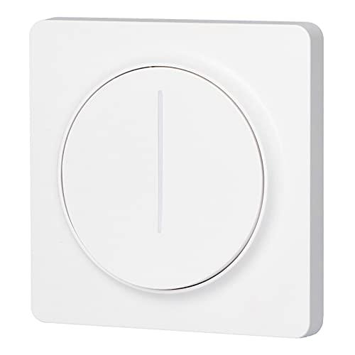 Interruptor De Atenuación De Luz, APLICACIÓN De Soporte Control Remoto Inteligente Interruptor De Atenuación Montado En La Pared para Uso Doméstico