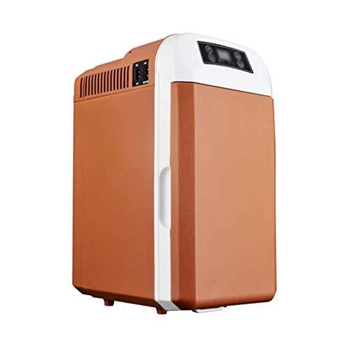 WEUROPESV Frigorifero per Auto 8L, Cosmetici a Doppio Uso, Piccola refrigerazione, Mini dormitorio per Studenti, Uso Singolo (capacità Serbatoio 8L-12)