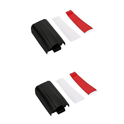 OUYBO 2pcs Aggiornamento della batteria Lipo per PARROT BEBOP 2 Battery Drone 4000mAh 11.1 V PUPO Aggiornamento della batteria per RC.Parti quadcopter Accessori per batterie di parti RC