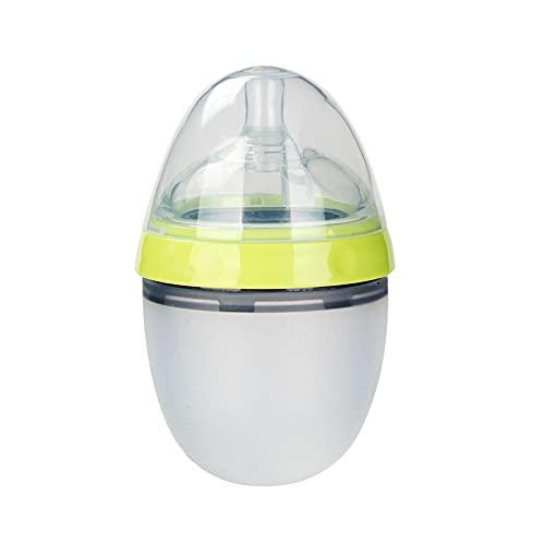 xu Productos para la Madre y el bebé, biberones, Vasos de Paja de Silicona, artefactos para el destete, imitación de la Leche Materna. 2