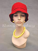 Roxy Display (MD-EvenlyHD) Realistic Female Mannequin Head