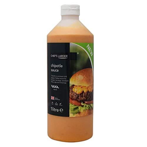 Chefs Larder Chipotle Sauce - 1 x 1 Liter