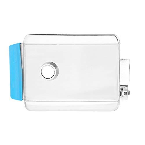 Fechadura de porta, fechadura eletrônica antifurto Suporte de controle elétrico Porta de metal de vidro de madeira Fácil de instalar Fechadura de entrada de porta, para entrada de acesso