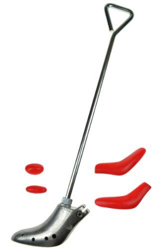 TSL Metall Schuhspanner für Stiefel mit einer Ferse - Größe 38-41