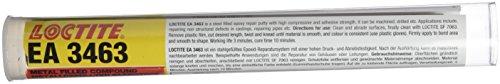 Loctite 265628 Metal Magic Steel - Adhesivo Epoxi bicomponente (114 g, moldeable)