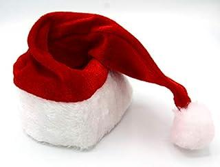 813d776646c Dollar Store Gorro de Papa Noel para Adulto. Accesorio para Fiesta de  Navidad