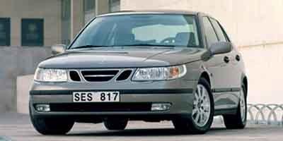 2002 Saab 9-5 Aero, 4-Door Sedan ...