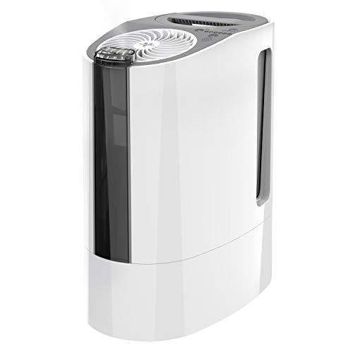 ボルネード 加湿器 超音波 サーキュレーター 28畳 ミスト気流 急速加湿 換気しながら加湿 ユーエイチ100 UH100-JP