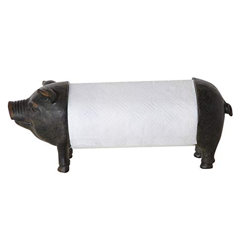 Pig Towel Holder
