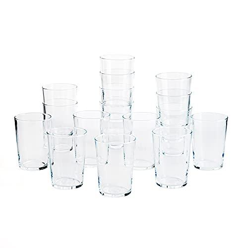 Luminarc Sidra, Set 16 vasos cristal sidra 53 cl