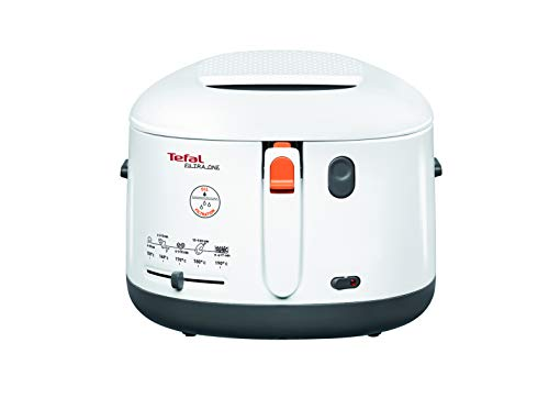 Tefal FF1621 Friteuse FILTRA One-1900 watts blanc