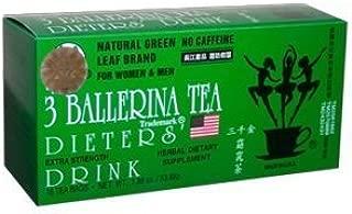 3 ballerina tea extra strength