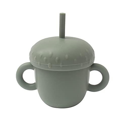 BestSiller Taza de silicona para bebés y niños