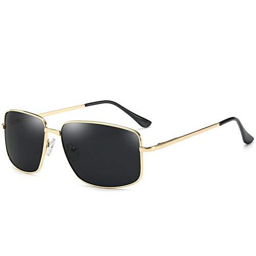 NJJX Gafas De Sol Polarizadas De Moda Para Hombre, Gafas De Sol Clásicas Para Hombre, Sombras 02
