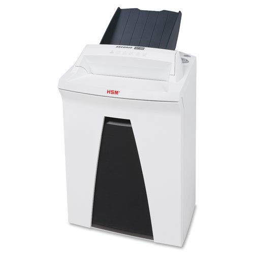 Learn More About HSM HSM2083 Securio Auto Feed 150C Cross Cut Shredder44; 0.19 x 1.13 in.