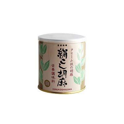 大村屋 絹 こし 胡麻(白) 500g×6缶