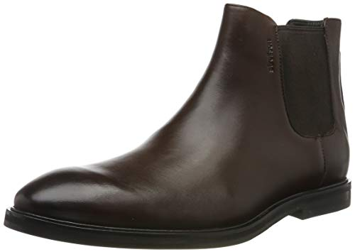 Strellson Herren New Harley Boot mfe 1 Klassische Stiefel, Braun (Brown 700), 44 EU