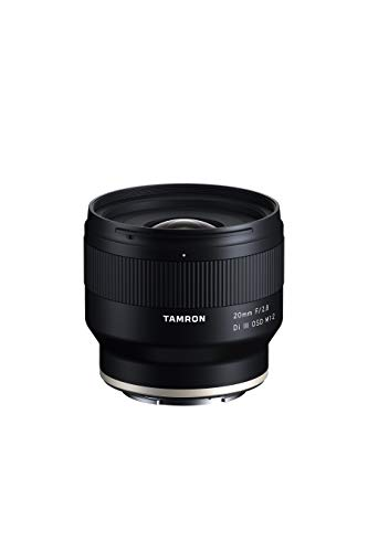 Tamron 20mm f/2.8 Di III OSD M1:2 Lens for Sony Full Frame/APS-C E-Mount