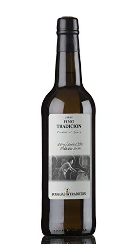 Bodegas Tradición Jerez Fino Sherry (1 x 0.75 l)