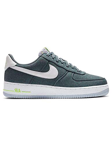 Zapatillas Nike Air Force 1 07 Ozone Blue/White Hombre 43