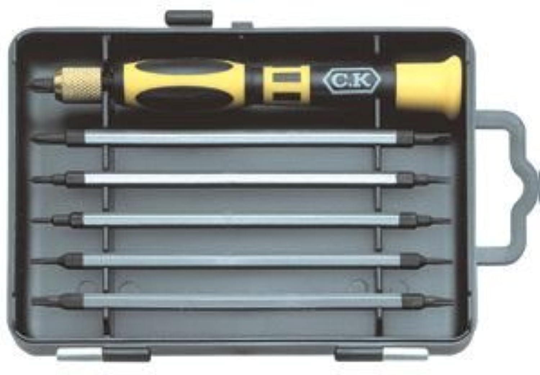 C.K. C.K. C.K. T4896 Precision Screwdriver Set by Ceka B003JMKV8W | Elegant  8f646a