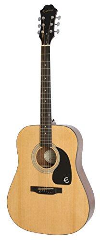 Epiphone FT-100 Acoustic Guitar, Natural