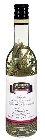 Aceto francese di vino bianco alle erbe di Provenza 50cl - 6 bottiglie