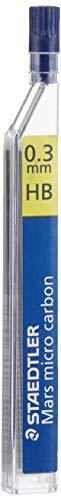 Staedtler 250 03-HB Graphitminen Feinmine Mars micro 0.3mm HB