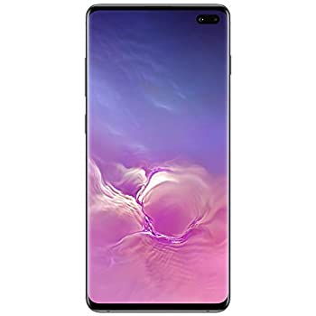 Samsung Galaxy S10Factory Unlocked Android Cell Phone | US Version |128GBof Storage | Fingerprint ID and Facial Recognition | Long-Lasting Battery | Prism Black  SM-G973U1ZKAX