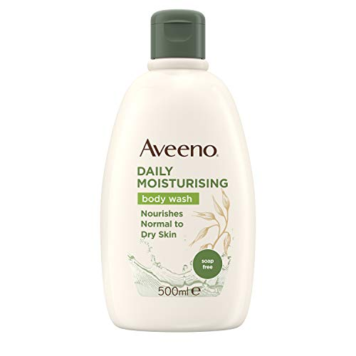Aveeno Daily Moisturising Body Wash, 500ml