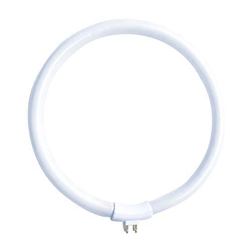 Leuchtstofflampe Ring Röhre T4 22W/865 kaltweiß 6500K Tageslicht G10q außen 4 Pins