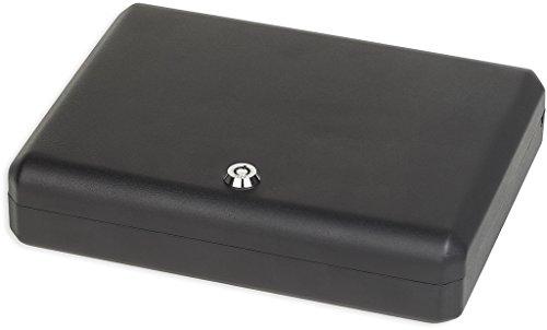 Bulldog Cases - Caja Fuerte Personal Grande con Cerradura y Cable de Seguridad
