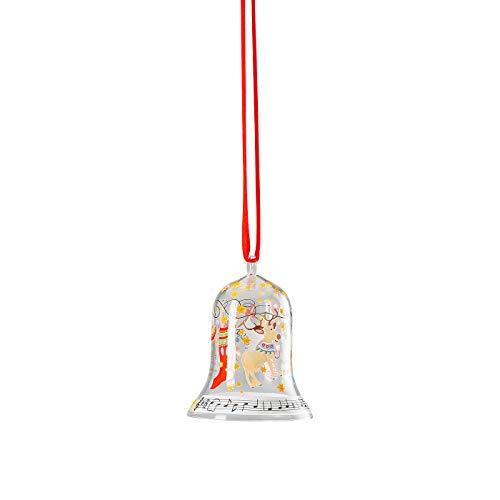 Hutschenreuther Sammelserie 2018 Fröhliche Weihnacht Glasglocke
