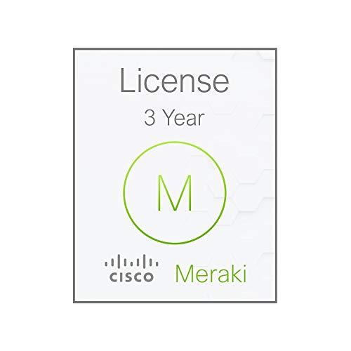 Cisco Meraki Mx64W Enterprise Meraki License 3 Year Lic-Mx64W-Ent-3Yr