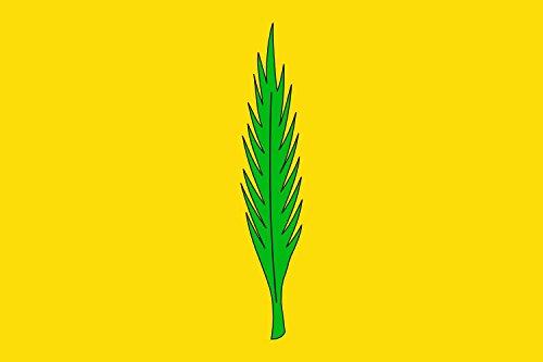 magFlags Bandera Large Palma de Cervelló   Apaïsada   Bandera Paisaje   1.35m²   90x150cm