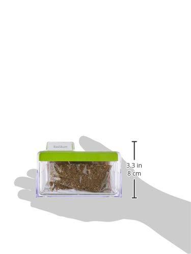 Spice Box Gewürz-Kartei für 6 Gewürze - 6