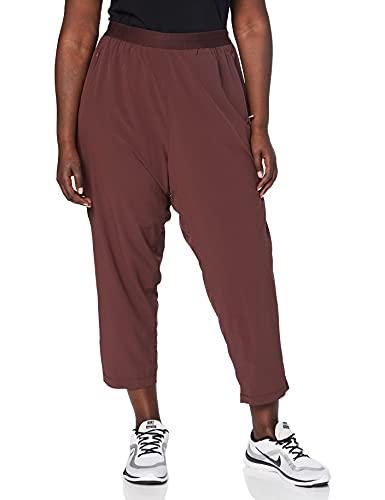 Damskie spodnie Nike W Nk Essntl 7_8 Plus El Dorado/Reflective Size 2X