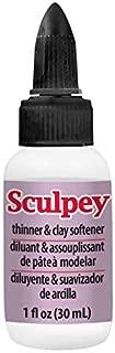 Sculpey Liquid Clay Softener, 1 Fluid Ounce