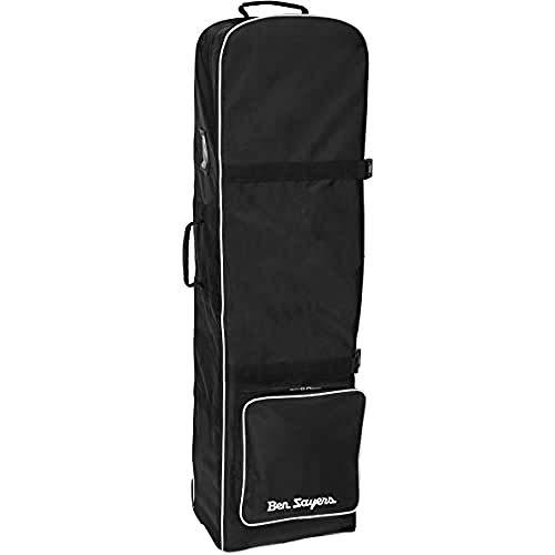 Ben Sayers Unisex– Erwachsene Travel Cover Hüllen für Reisetaschen, Black, 125cm