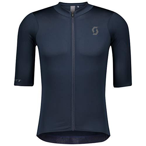 Scott RC Premium Fahrrad Trikot kurz Midnight blau 2021: Größe: XL (54/56)