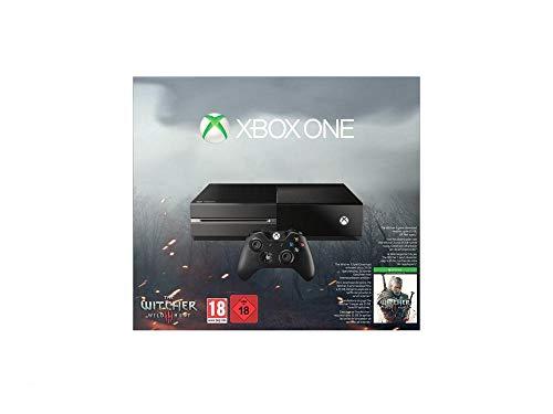 Xbox One inkl. The Witcher 3 - Wild Hunt