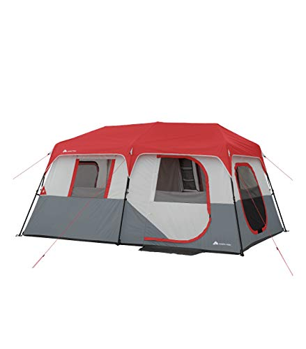 Lighted Cabin Tent