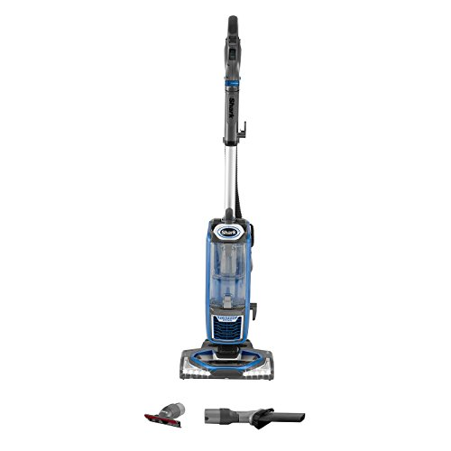 Shark Upright Vacuum Cleaner [NV681UK] Powered Lift-Away, Powerful, Blue,...