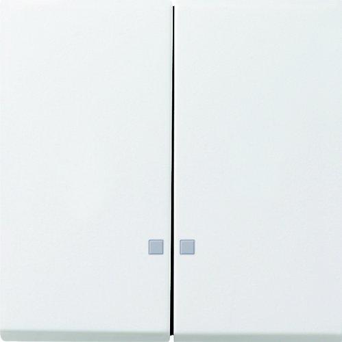 Gira Serienwippe 0631112 Kontrollfenster Fläche rw