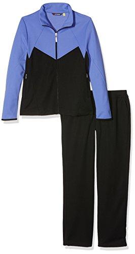 Schneider Sportswear Damen Anzug Norma, Ultramarine/Schwarz, 46