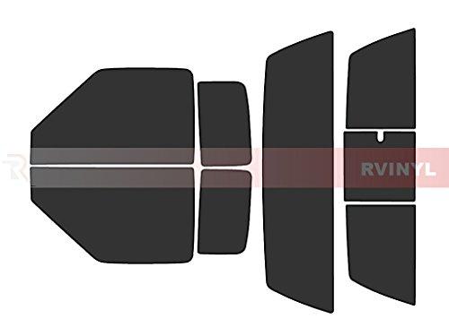 Rtint Window Tint Kit for Chevrolet S-10 1994-2003 (2 Door) - Complete Kit - 20%