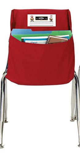 Sac de siège standard Rouge 35,6 cm