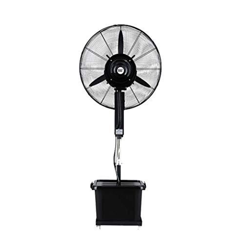GHJA Ventilador Potente, Ventilador De Pulverización De Alta Potencia con Aire Acondicionado De Tres Etapas, Ventilador De Pulverización De Ambientador